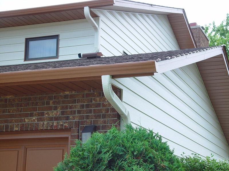 Steel Gutters Abc Seamless Siding Amp Windows Inc